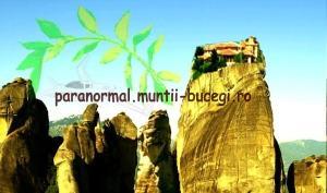 Meteora, mânăstirea din cer