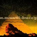 Miracolul piramidei soarelui din Bucegi